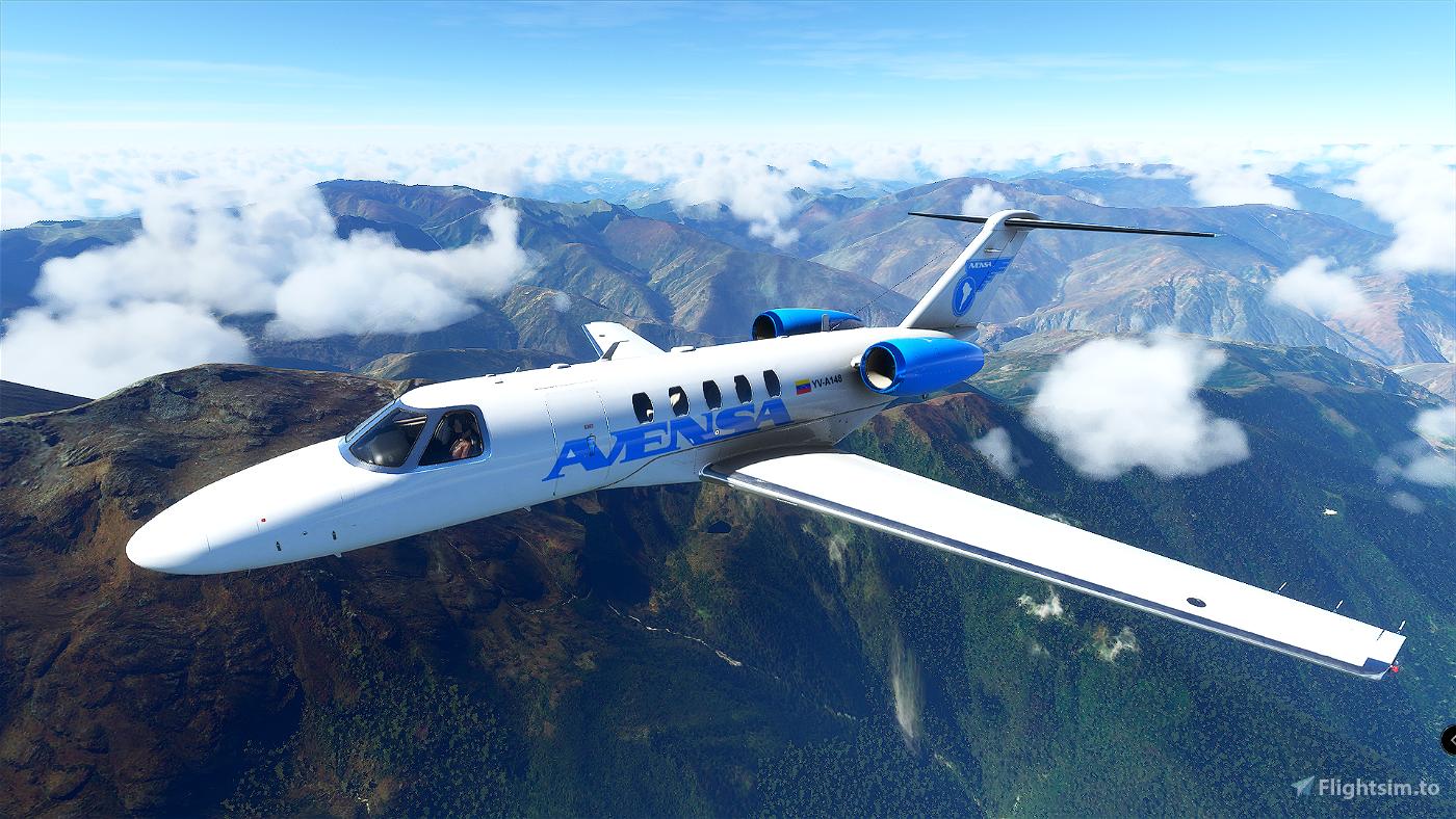Avensa Flight Simulator 2020