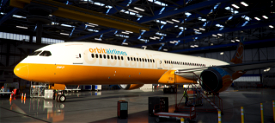 Orbit Airlines - 787 Microsoft Flight Simulator
