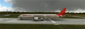Air India 787 (update coming soon) Image Flight Simulator 2020
