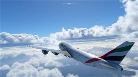 Emirates Cargo Image Flight Simulator 2020