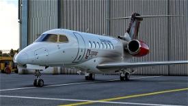 Cessna Longitude LoganAir Image Flight Simulator 2020