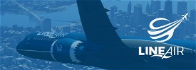 Line Air Matte Color   NEW METHOD Image Flight Simulator 2020