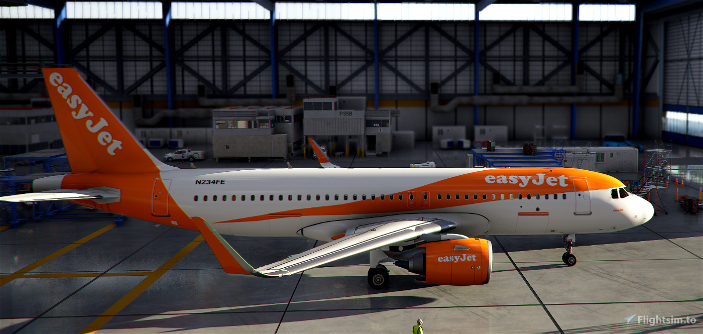 Easy Jet A320
