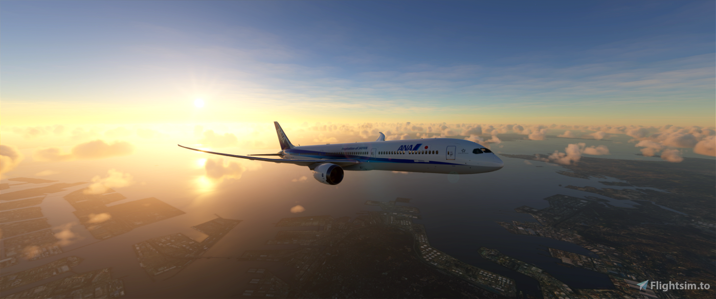 Real Life 787-10 Minipack