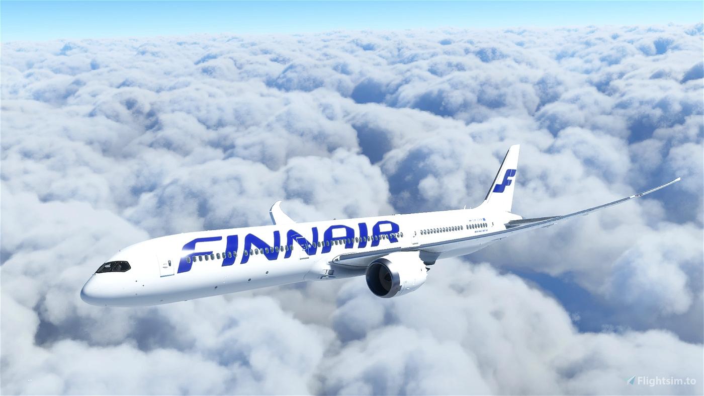 Boeing 787 - Finnair