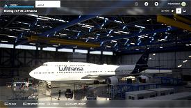 (working 1.12.13.0) Lufthansa New Livery 747-8i Image Flight Simulator 2020