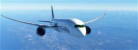 Boeing 787 Seattle Seahawks Livery Image Flight Simulator 2020