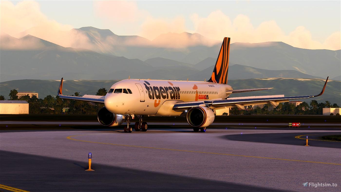 Tigerair Taiwan A320neo