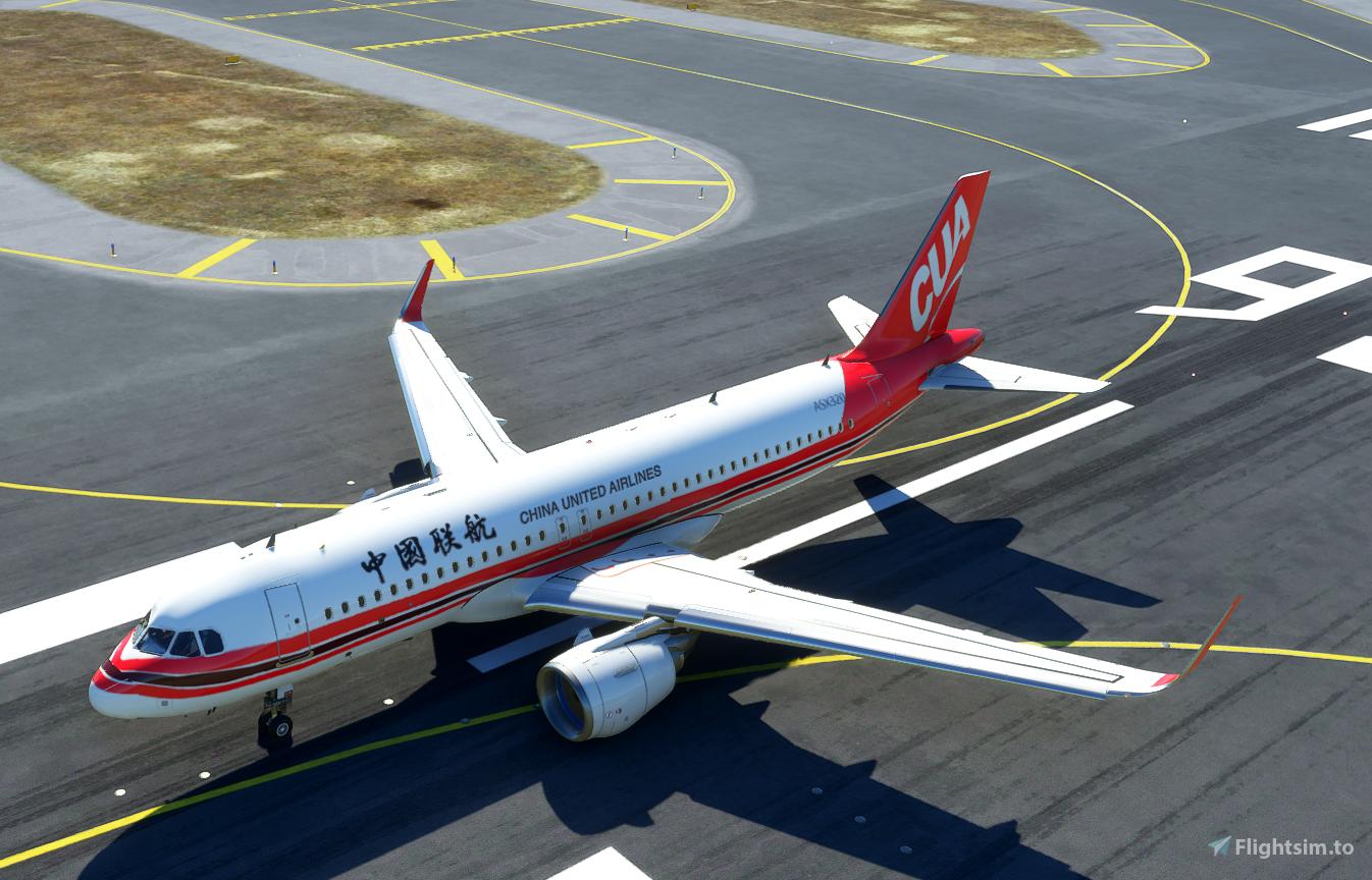 CUA A320neo Flight Simulator 2020