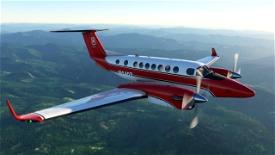 US Forest Service infrared-scanning N149Z Image Flight Simulator 2020