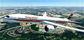 Trans World Airlines (New Method) Image Flight Simulator 2020