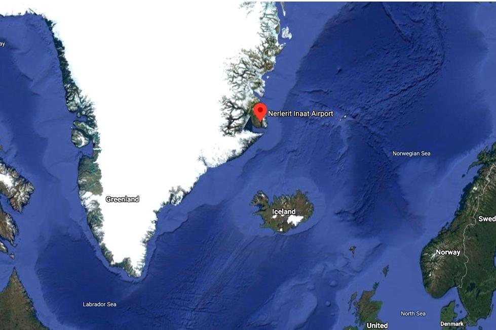 Nerlerit Inaat Airport - Greenland