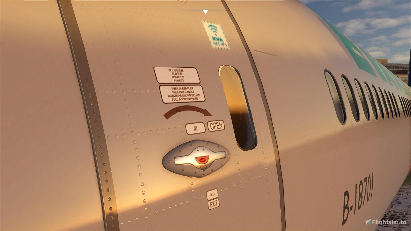 Eva Air 787-10