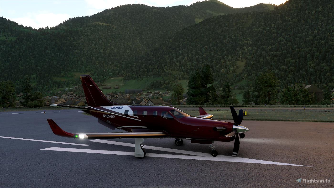 TBM 930 - Red Wine