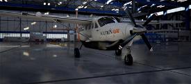 New Zealand Sounds Air Caravan 208 Microsoft Flight Simulator