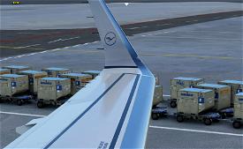 New Lufthansa Livery - A320 Image Flight Simulator 2020