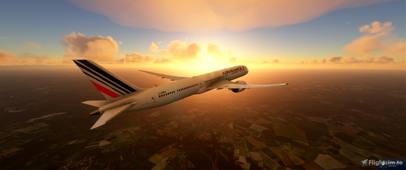 Air France B787-10