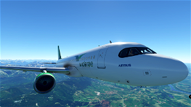 Widerøe Image Flight Simulator 2020