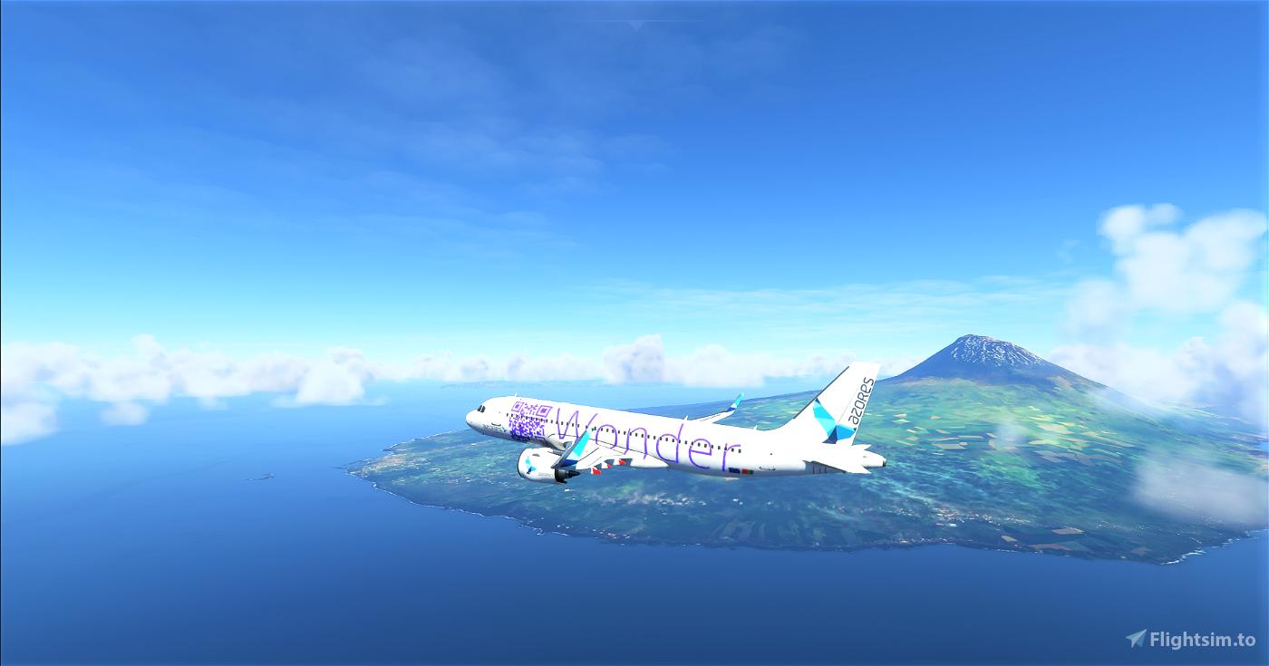 Azores Wonder A320