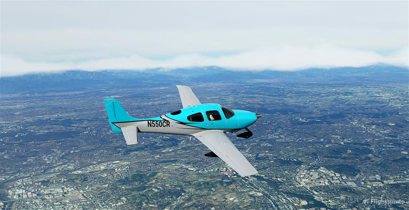 Cirrus SR22 Carbon Collection Flight Simulator 2020