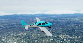 Cirrus SR22 Carbon Collection Image Flight Simulator 2020