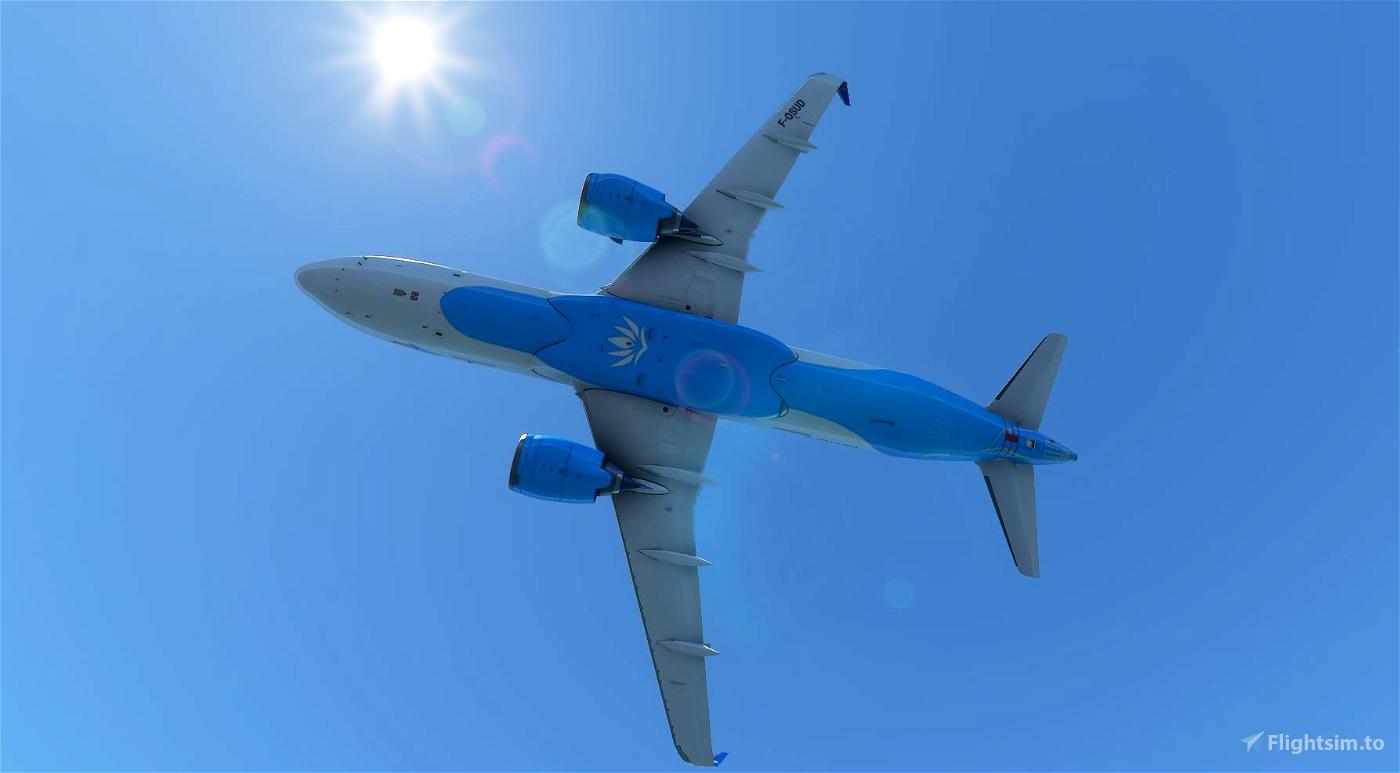 Air Caraibes Flight Simulator 2020