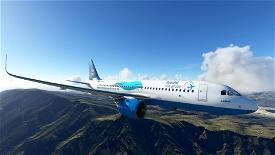 Around The Globe Image Flight Simulator 2020