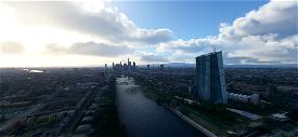 Frankfurt City-Package (WIP, more objects soon) Microsoft Flight Simulator