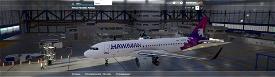 Hawaiian A320 Image Flight Simulator 2020