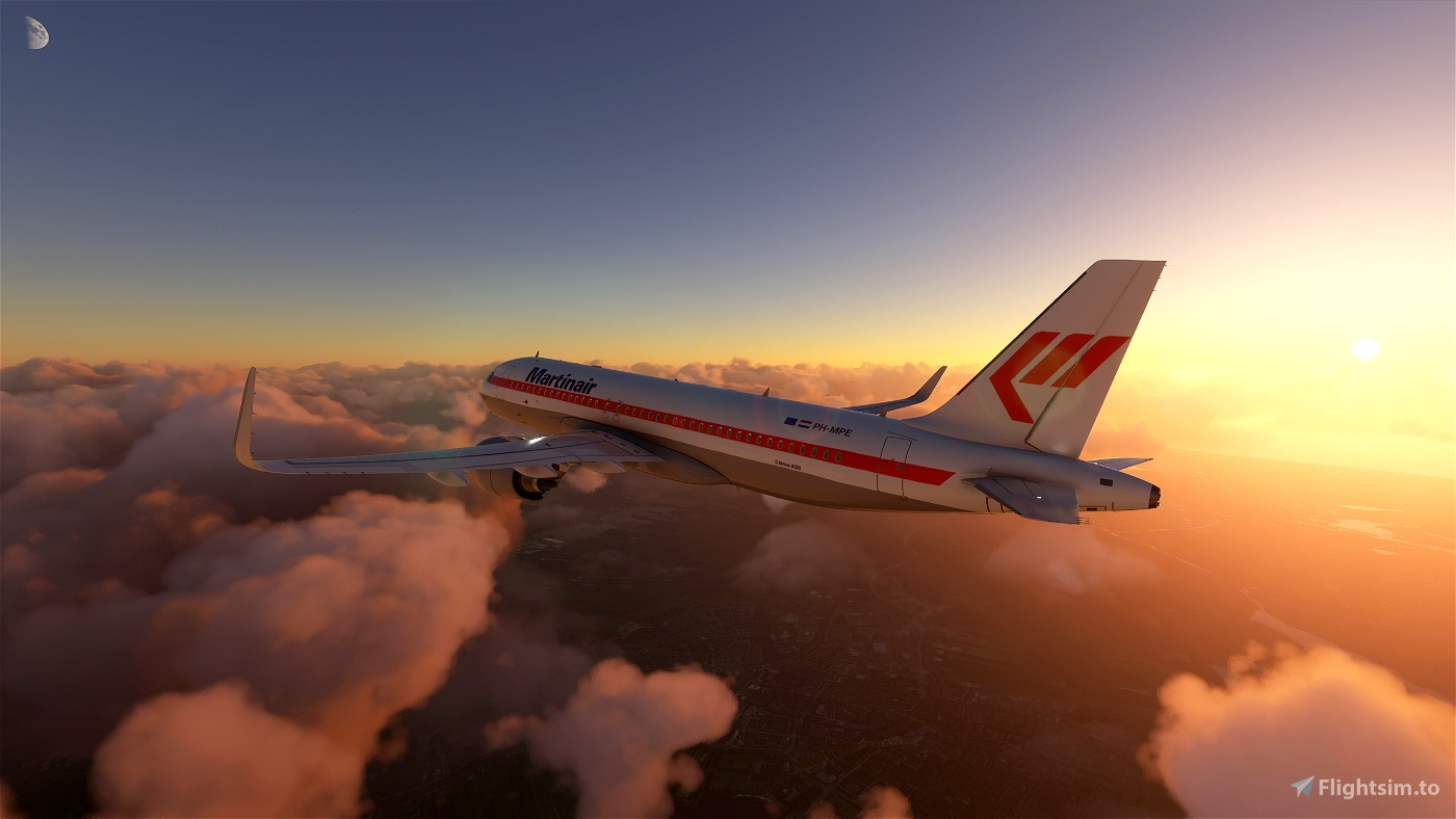 Martinair A320
