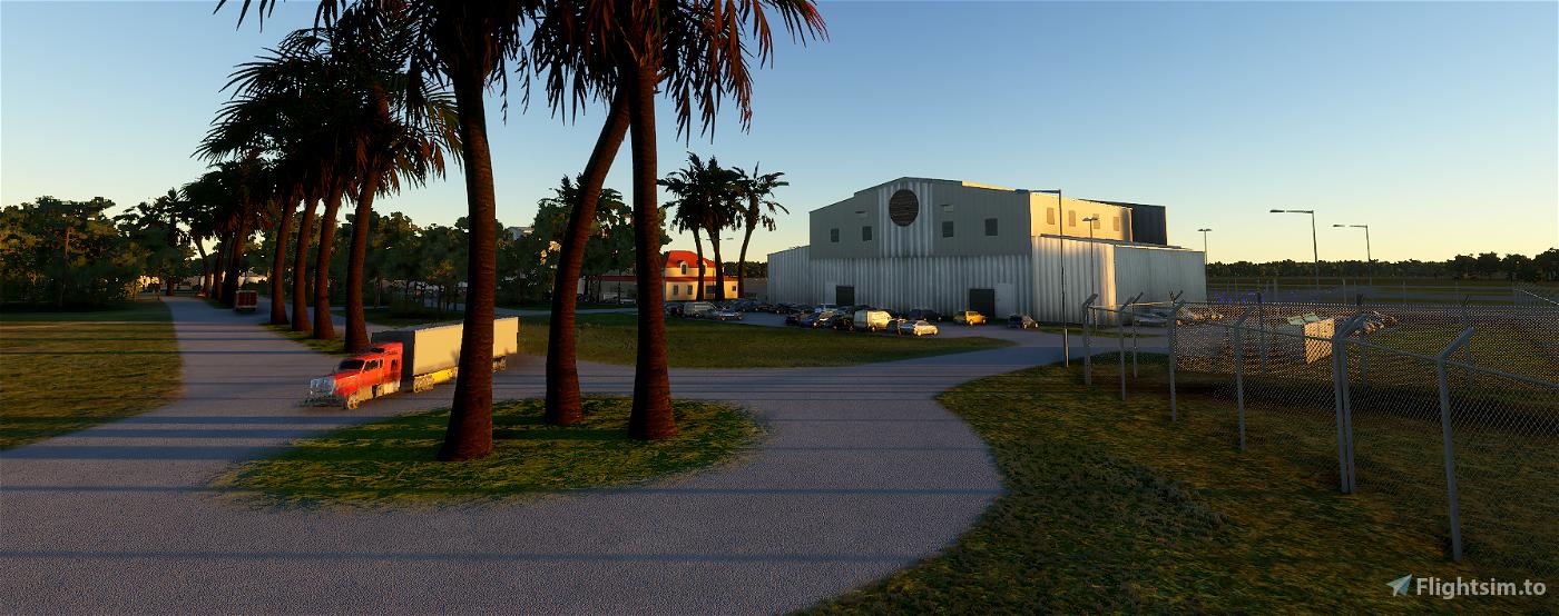 F45 - North Palm Beach County General Aviation Airport Flight Simulator 2020