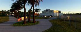 F45 - North Palm Beach County General Aviation Airport Image Flight Simulator 2020