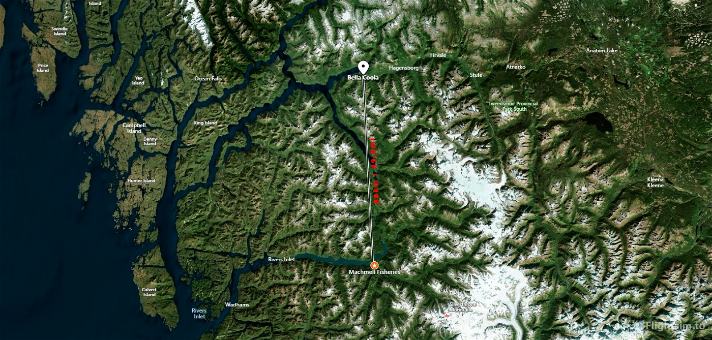 Machmell Fisheries - British Columbia, Canada