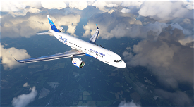 A320 Atlantic Airways | 4K Image Flight Simulator 2020
