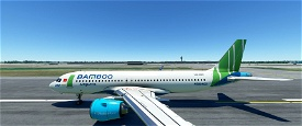 Bamboo Airways Image Flight Simulator 2020