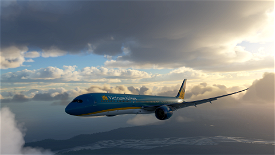 Vietnam Airline   NEW METHOD Image Flight Simulator 2020