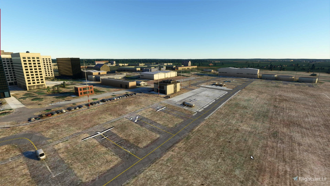 EDAY - Strausberg - Germany - Airport Image Flight Simulator 2020