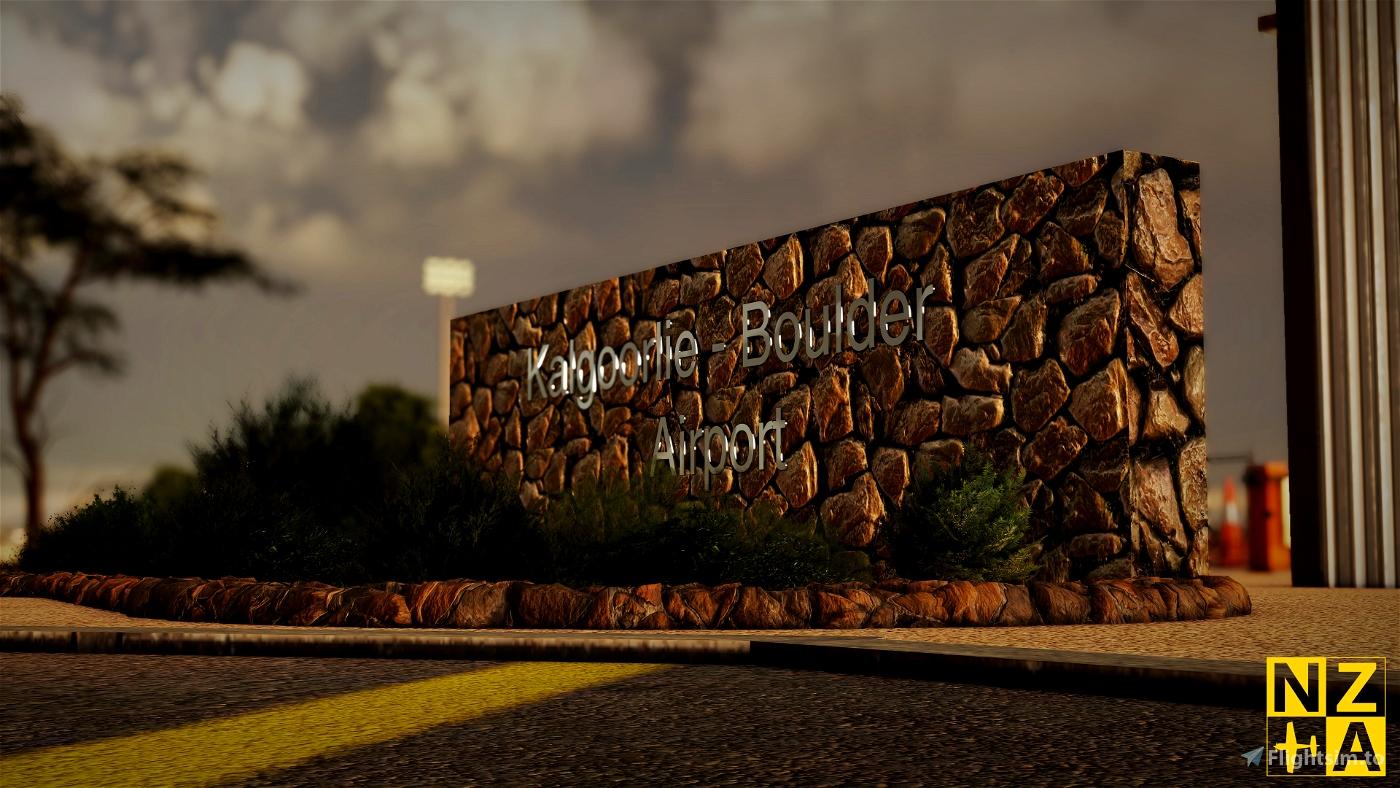 NZA Simulations - YPKG Kalgoorlie-Boulder V1.0