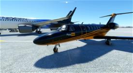 Citation CJ4 - ParaHUB  Image Flight Simulator 2020