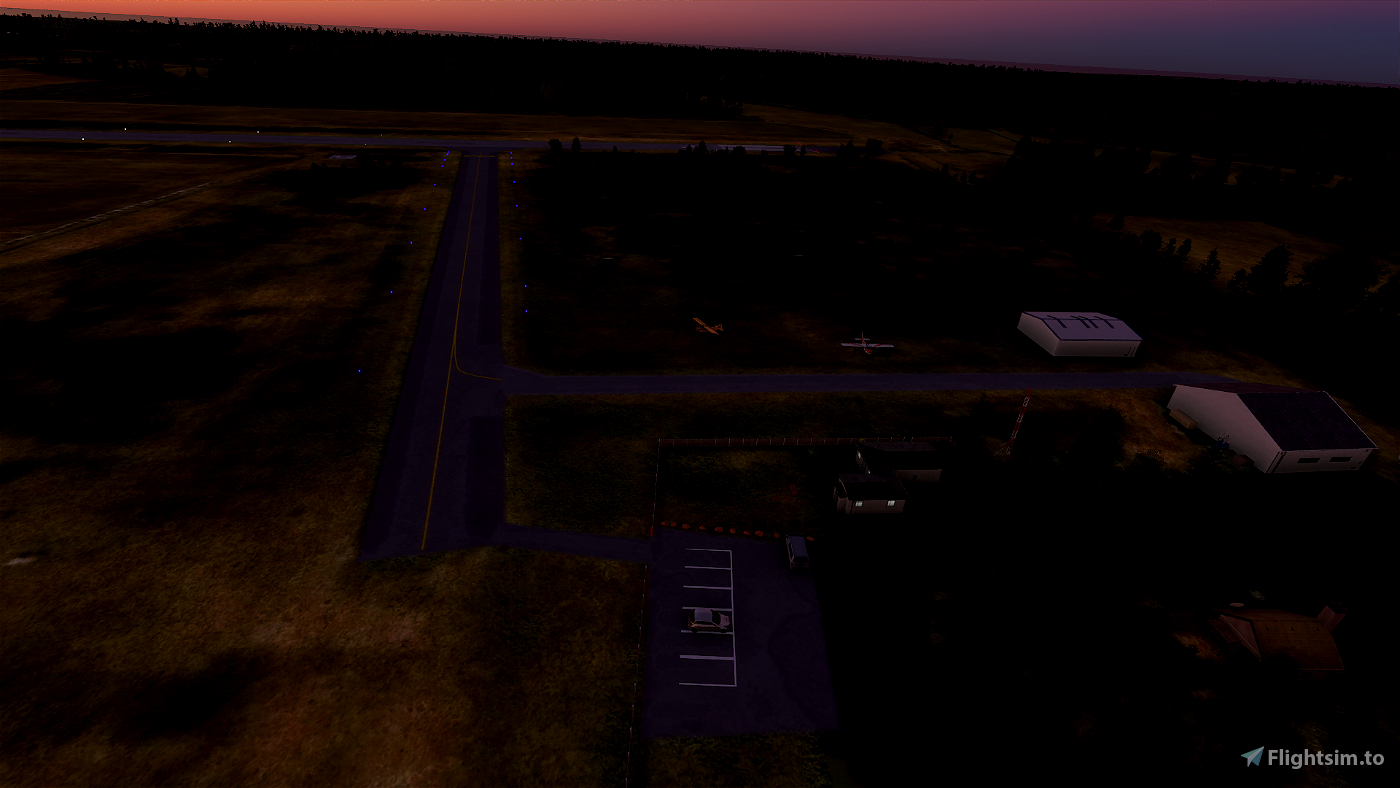 EKLS - Laeso Airport
