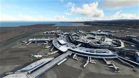 San Francisco Intl - [KSFO]  Microsoft Flight Simulator