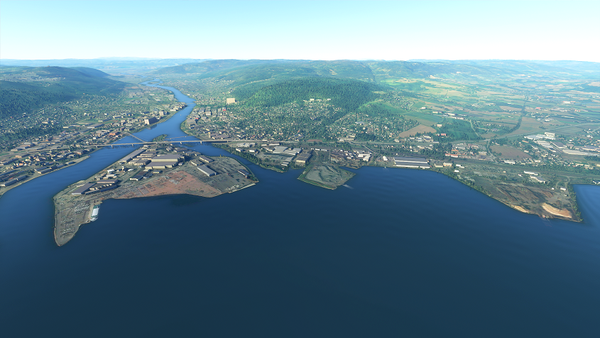 Norwegian Seaplane Bases/Docks/Ports