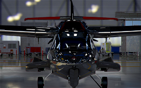 Chrome Icon A5 Microsoft Flight Simulator