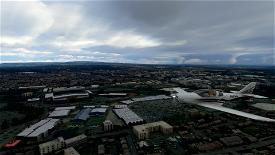 DW Stadium Microsoft Flight Simulator
