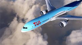 B787 TUI Airways | 4K Image Flight Simulator 2020