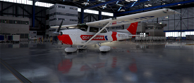 New Zealand Coastguard C172 Skyhawk (Standard) Microsoft Flight Simulator