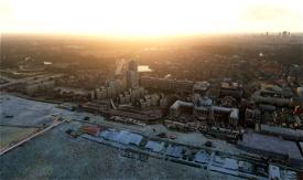 Scheveningen - Palace Promenade Image Flight Simulator 2020