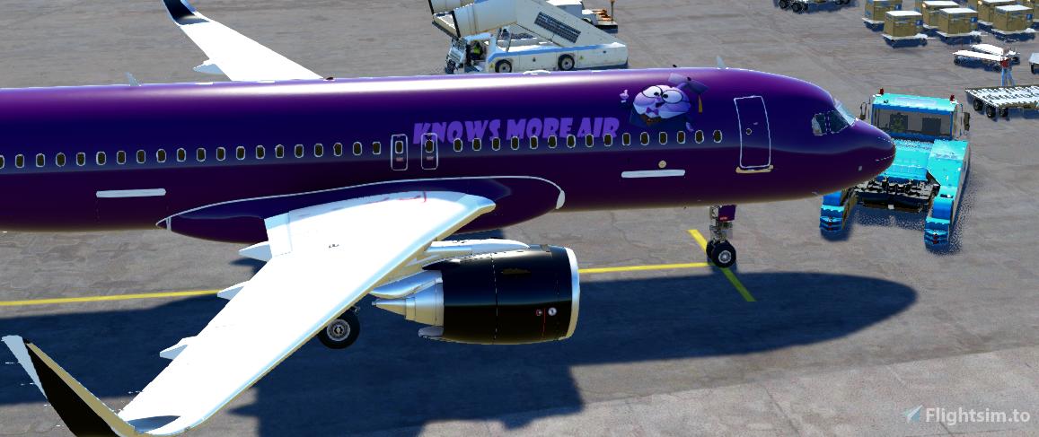 KnowsMore Air Flight Simulator 2020