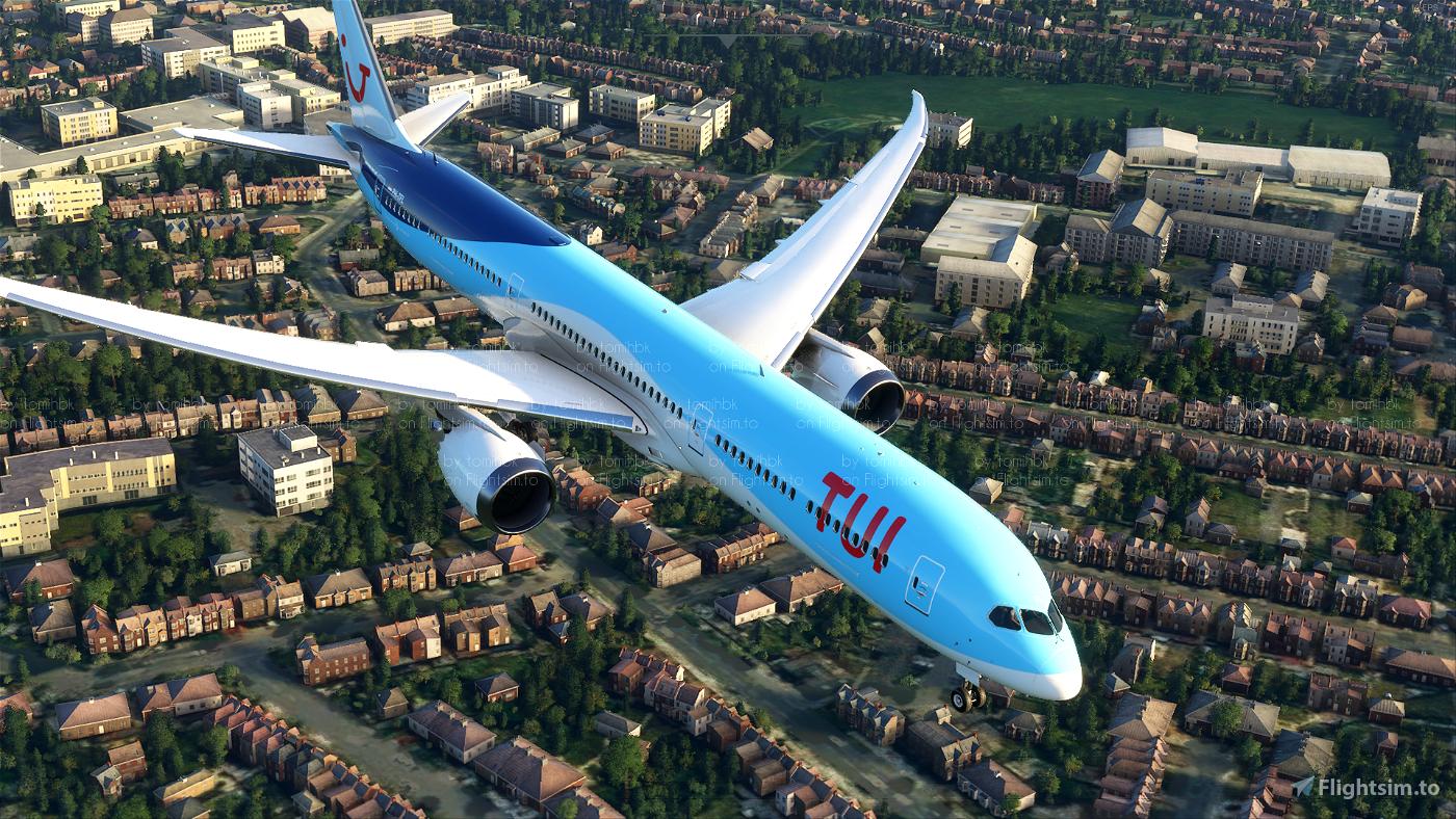 B787 TUI Airways | 4K