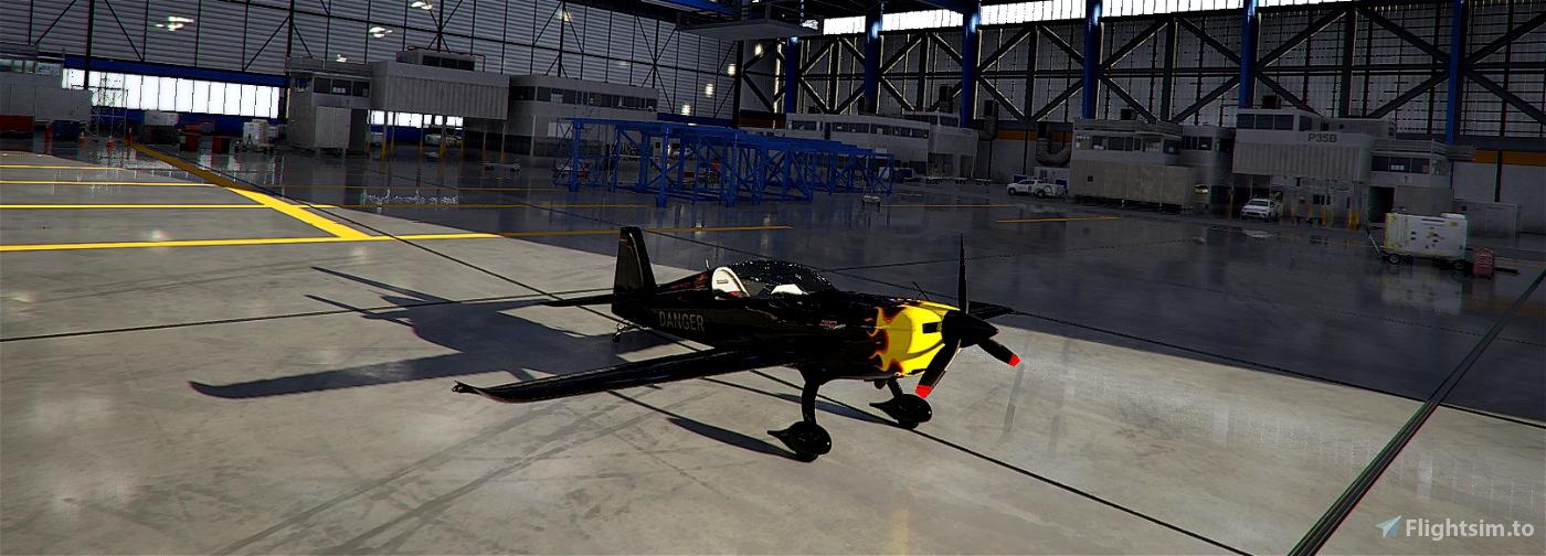 Extra 330 Danger Supreme Flight Simulator 2020